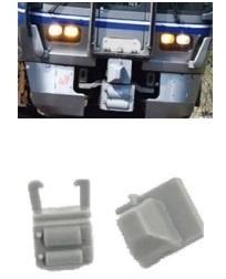 電連・連結器カバー(285系)