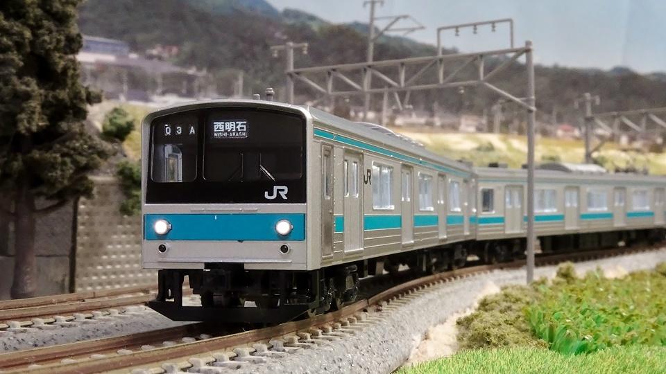 JR205系京阪神緩行線