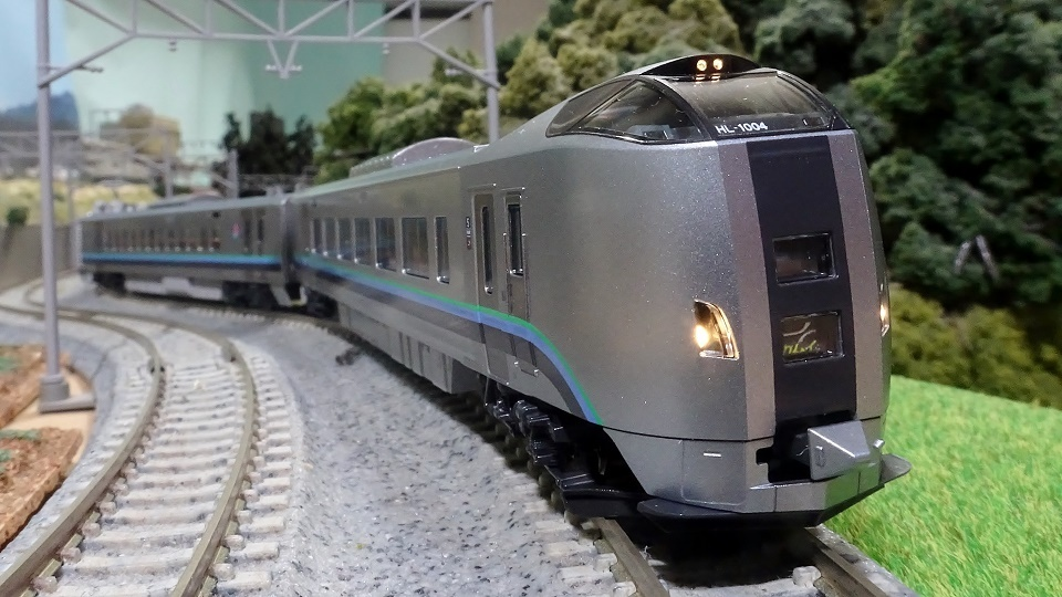 789系1000番台 特急「カムイ」