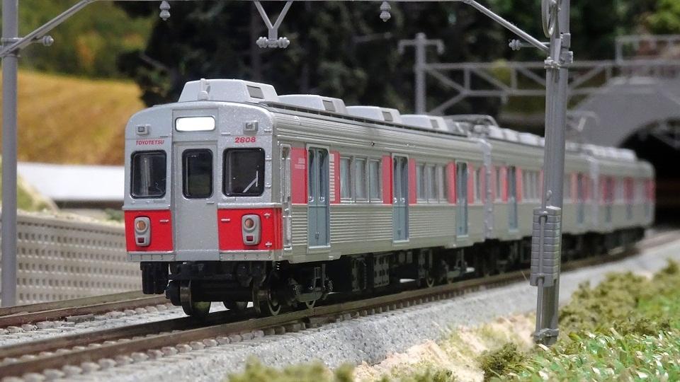 マイクロエース A8987 豊橋鉄道1800系・旧標準色 3両セット
