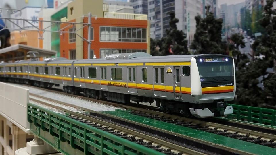 E233系 8000番台 南武線