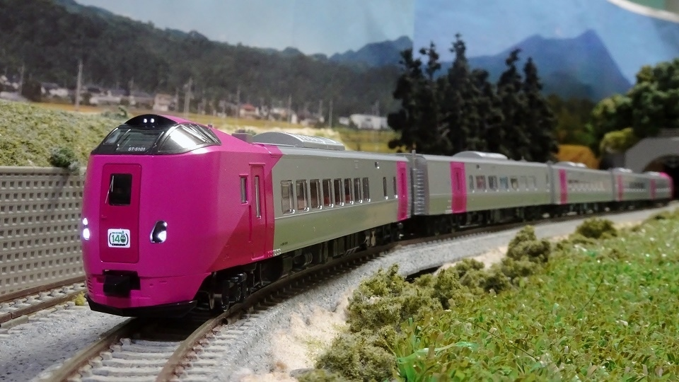 JR キハ261-5000系 はまなす