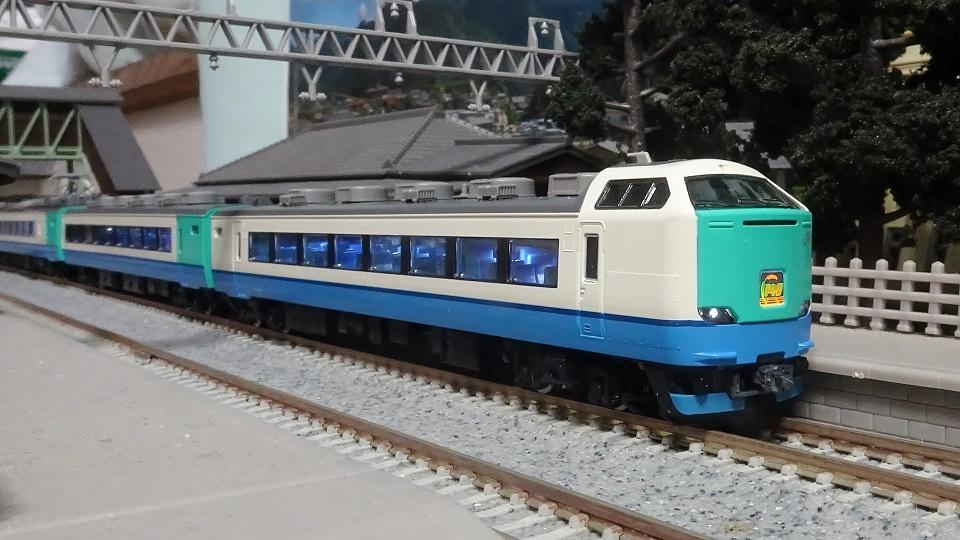 JR東日本 485-3000系上沼垂色 特急「いなほ」