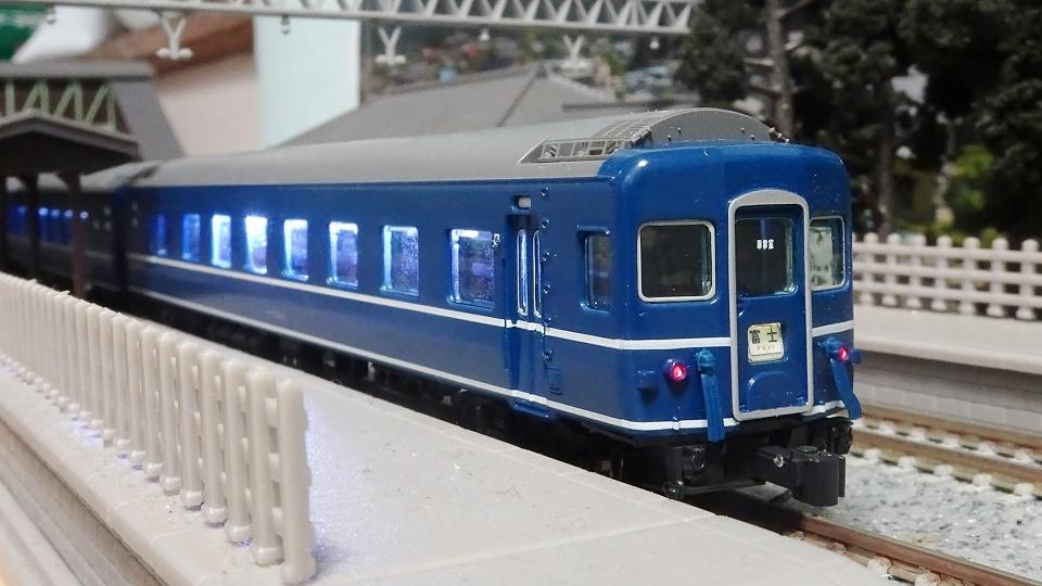国鉄24系24型 寝台特急「富士」