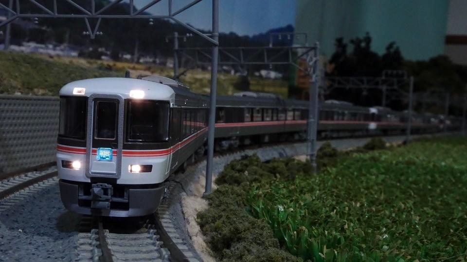 JR東海 373系 快速「ムーンライトながら」