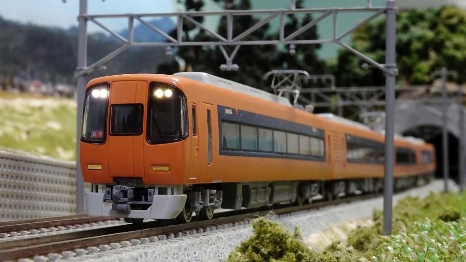 近鉄22000系 ACE 登場時塗装