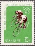 北朝鮮・東京五輪(自転車)