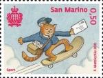 サンマリノ・スケードボード(2021)