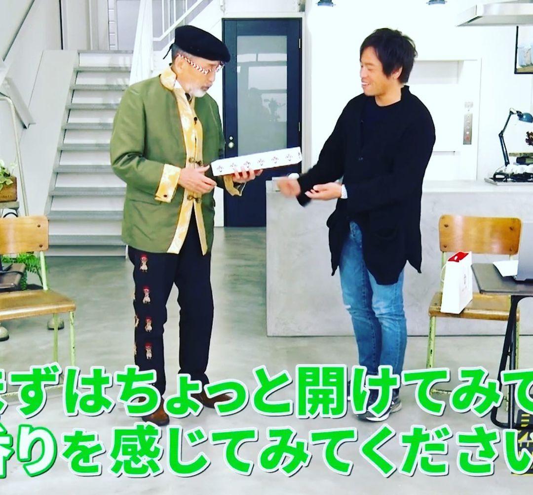 テリー伊藤さん×岩佐大輝🍓(第2回)